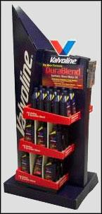 Valvoline Product Display